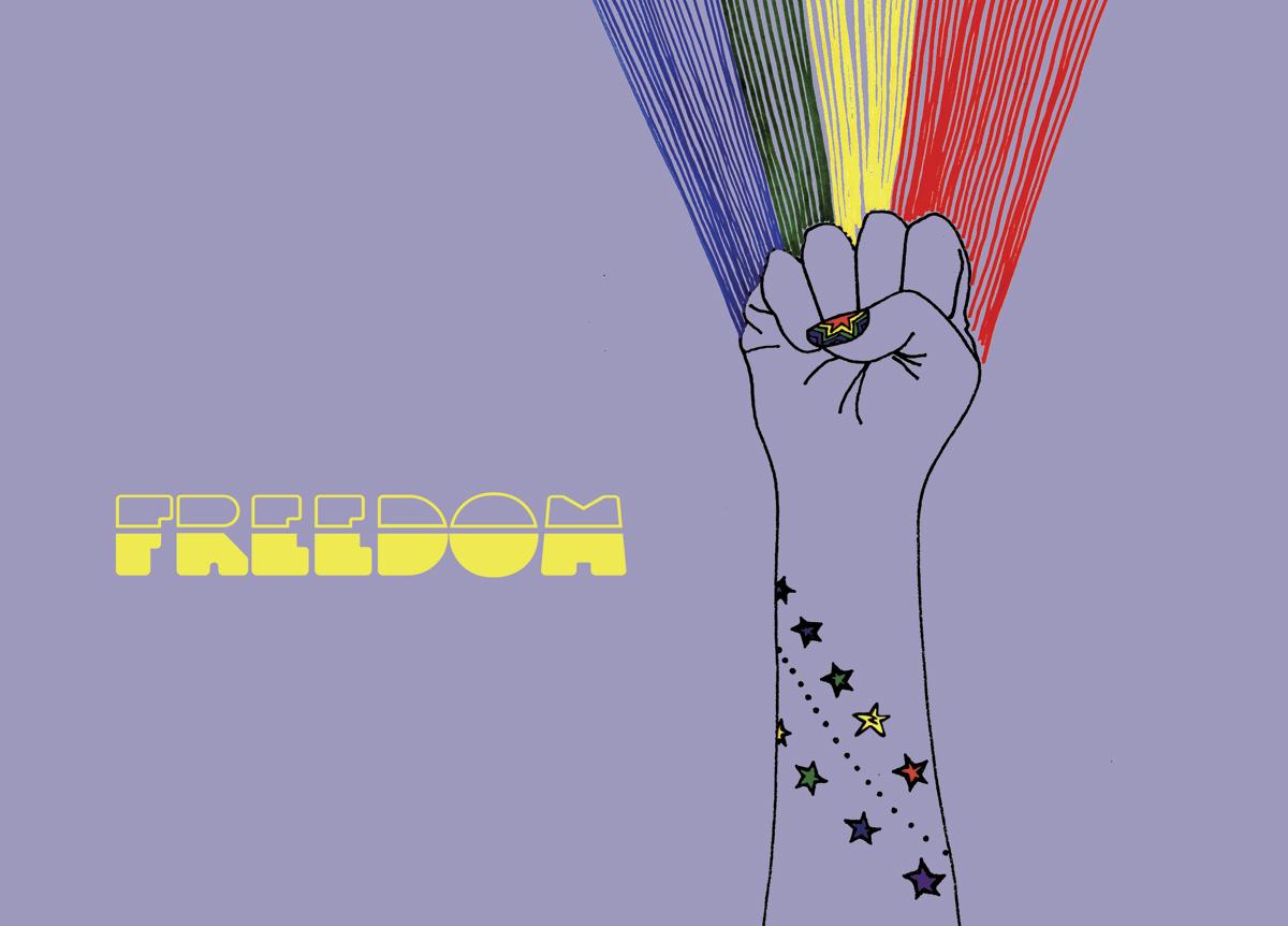 'Freedom', 2008