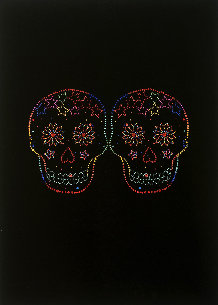 'Double Skull', 2005