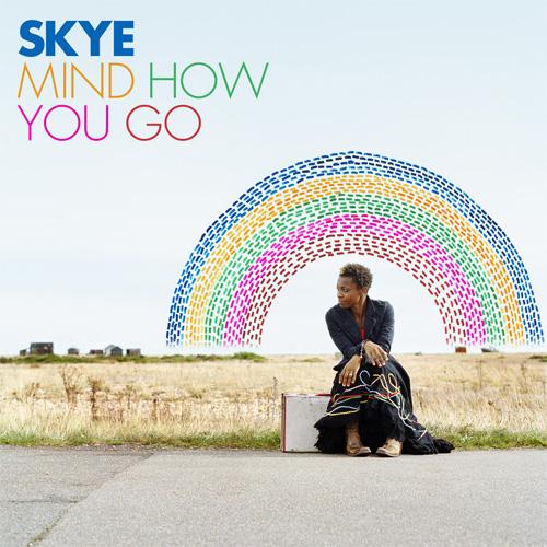 Skye, 'Mind How You Go' album cover design (unused). Zakee Shariff (illustration) & Frank Bauer (photo), 2006