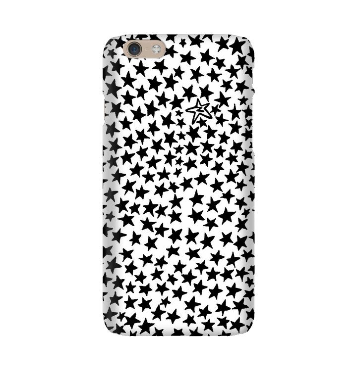 BLACK STAR Phone cover
