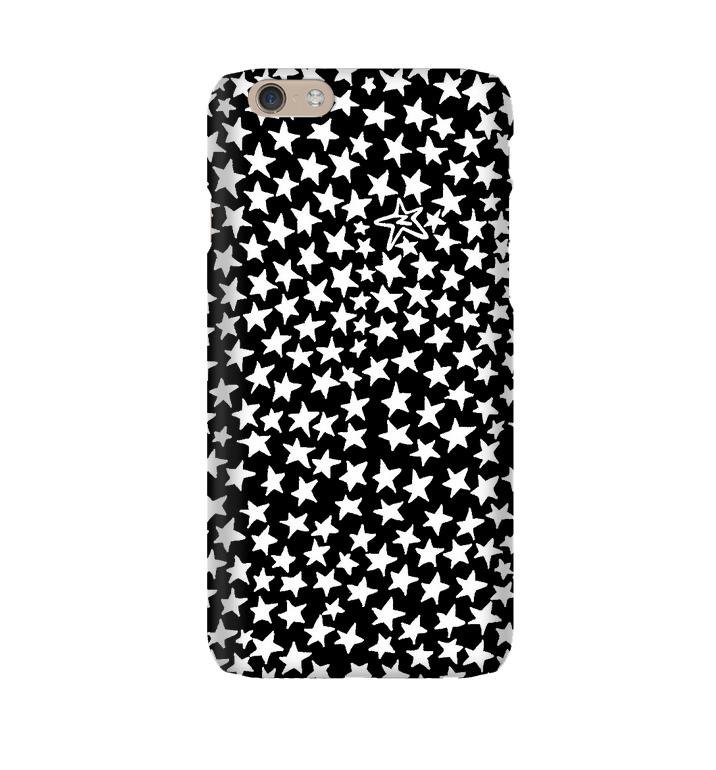 WHITE STAR Phone cover