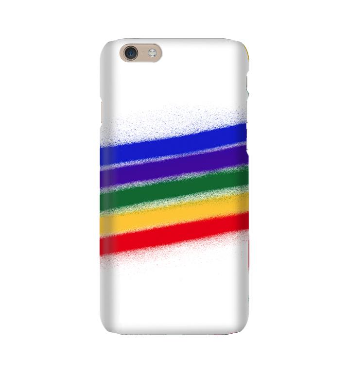 RAINBOW SPRAY  Phone cover