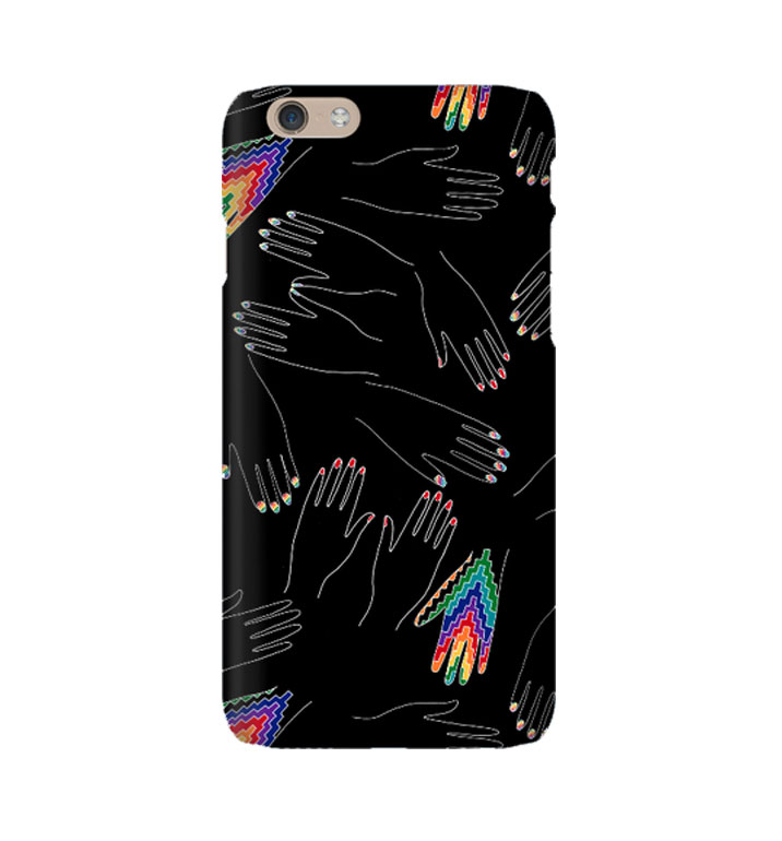 MAGIC HANDS BLACK  Phone c