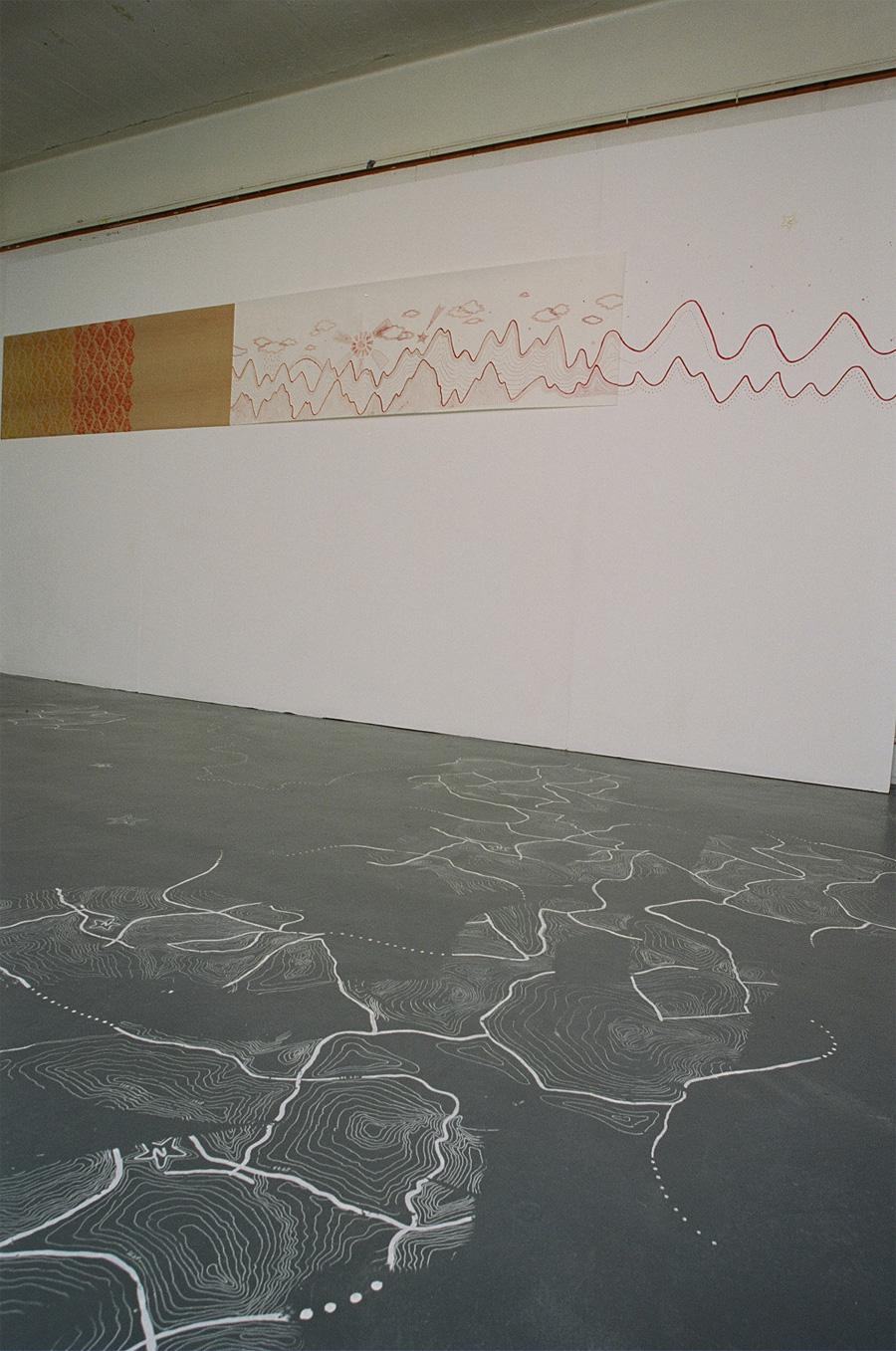 Gallery view, London Printwork Trust Gallery