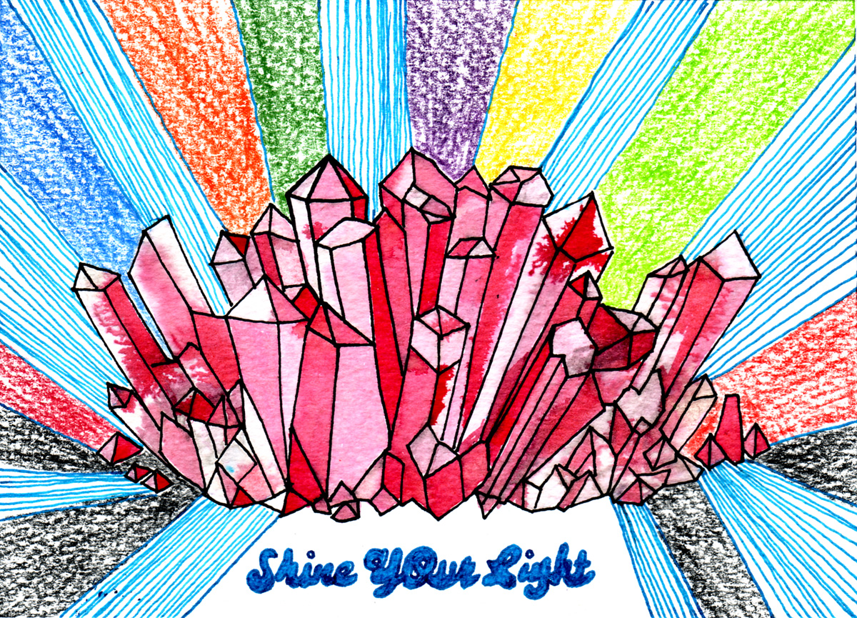 Zakee Shariff for The W Project, Shine Your Light, 2012