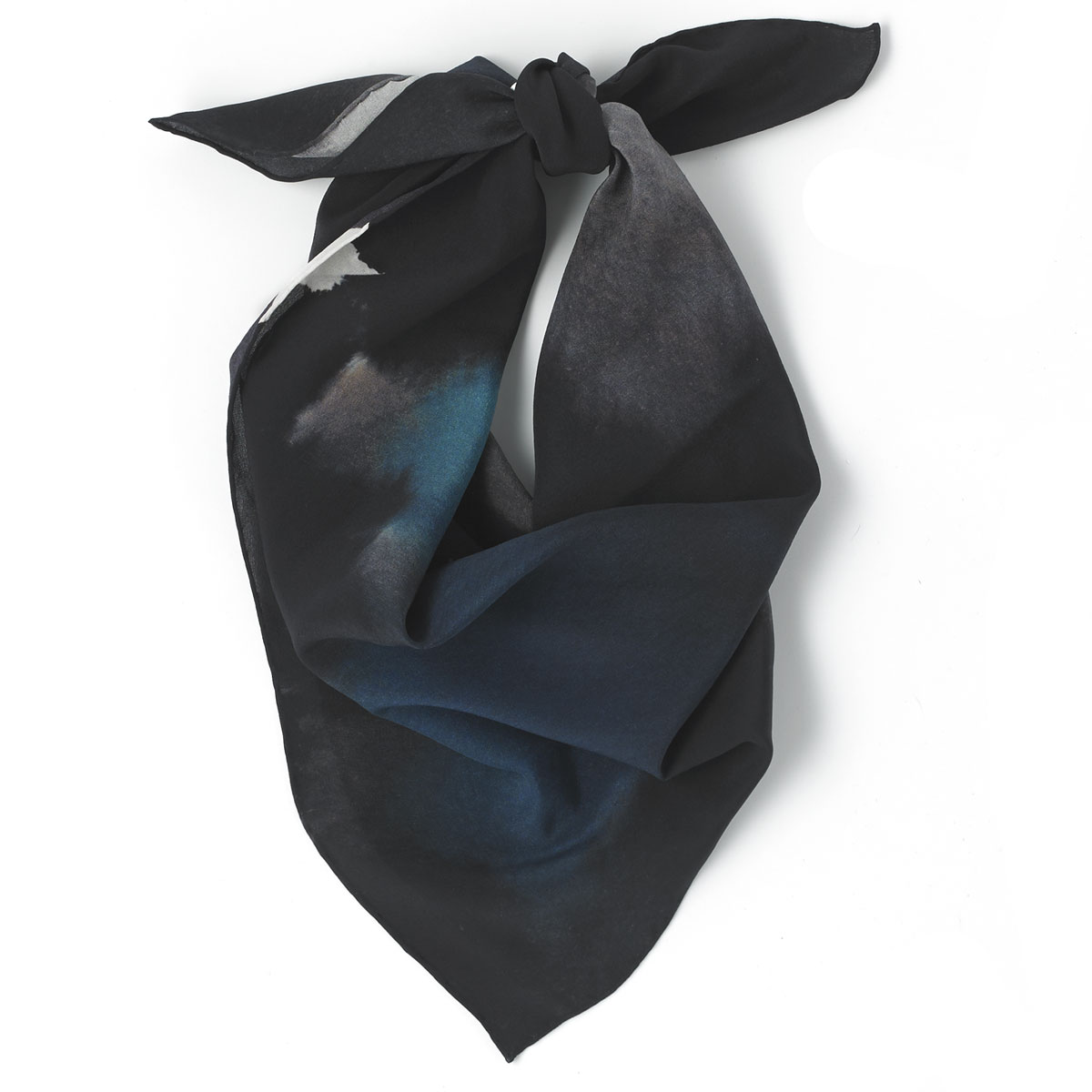 HIP HOP STAR Silk digital printed scarf 90 x90 cm.